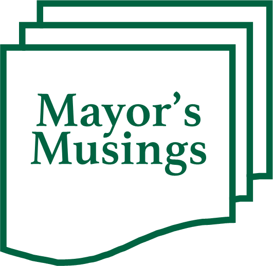 Mayors Musings Blog