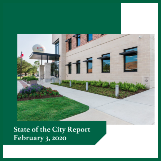 State of the City Image 2020