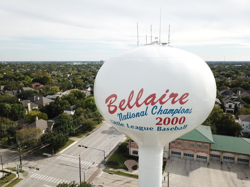 Sumit Dawaldi - Drone Photo of Water Tower