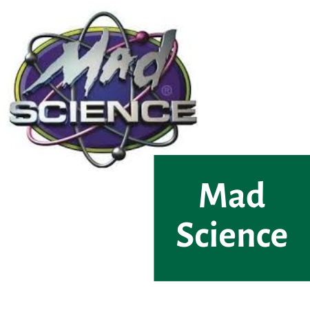 Mad Science - Website