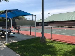 Bellaire Tennis Courts