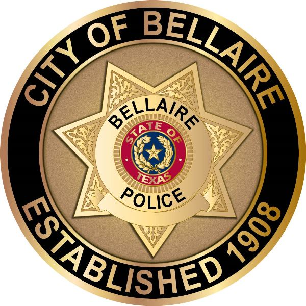 C-86316 Bellaire Police Department Coin Texas-side1resize