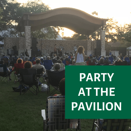 Party at the Pavillion
